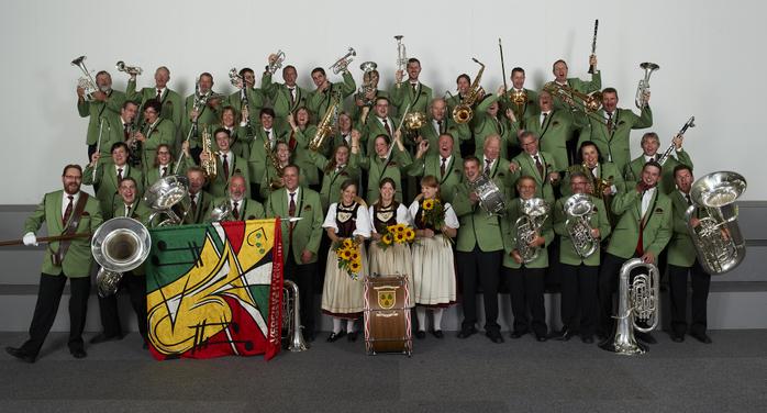 Vereinsmusik Kriegstetten - Eidg. Musikfest St. Gallen 2011